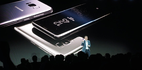 REPORTÁŽ : Samsung Galaxy S8/S8+