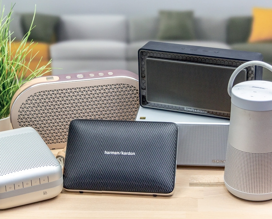 Súboj 6 prémiových Bluetooth repro