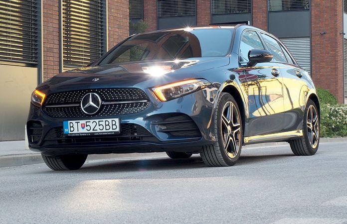 Mercedes-Benz A250 e