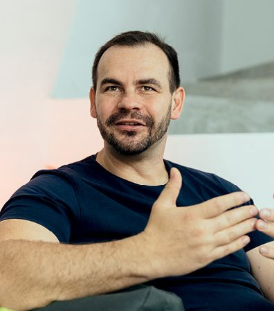 Roman Calík z TECHBOXu