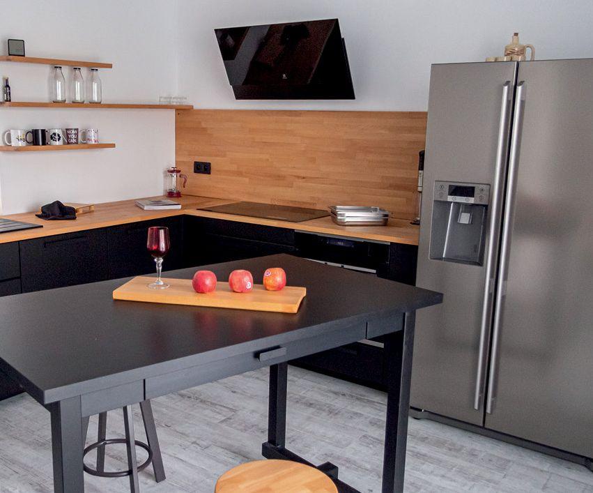 Smart kuchyňa Electrolux