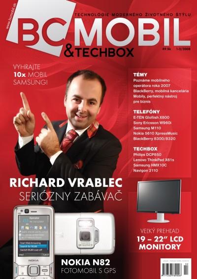 BCMOBIL & TECHBOX 1-2/2008