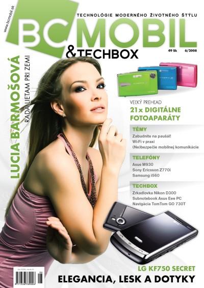 BCMOBIL & TECHBOX 6/2008