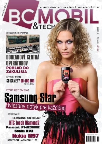 BCMOBIL & TECHBOX 7-8/2009
