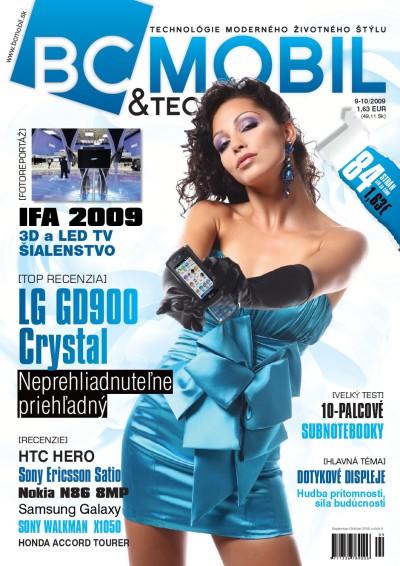 BCMOBIL & TECHBOX 9-10/2009