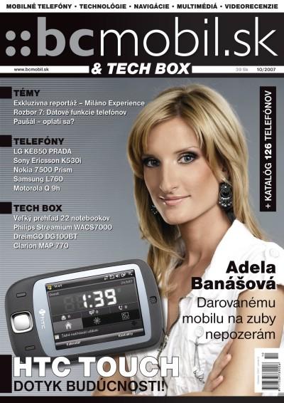BCMOBIL & TECHBOX 10/2007