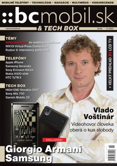 BCMOBIL & TECHBOX 11/2007