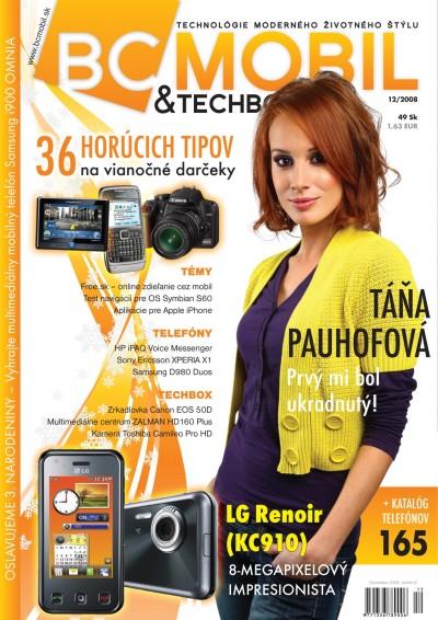 BCMOBIL & TECHBOX 12/2008