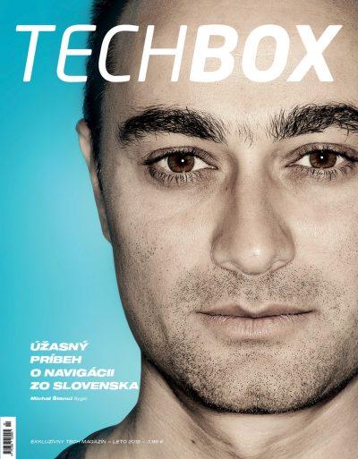 TECHBOX leto 2018 + TECHBOX APPKY