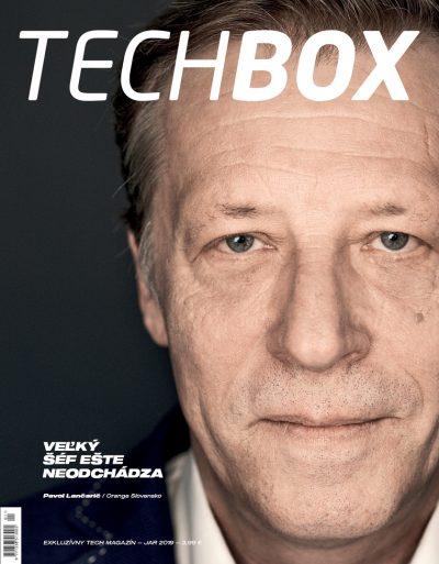 TECHBOX jar 2019