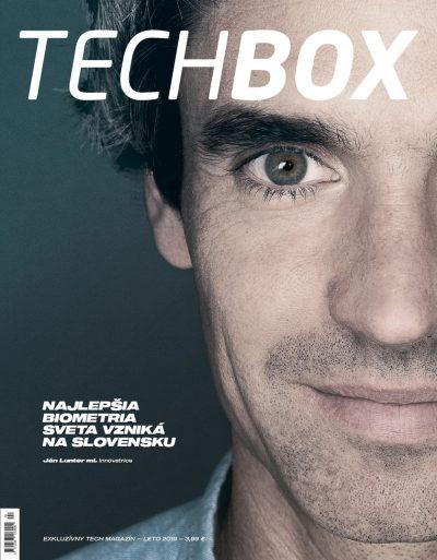 TECHBOX leto 2019 + TECHBOX APPKY