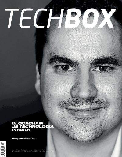 TECHBOX jar 2020